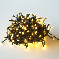 Evermore Commercial Decorative Outfit Connectable Cuttable Warm White Christmas String lights