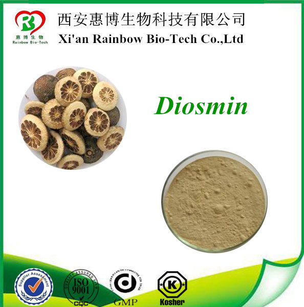 Plastic 95% hesperidin extract powder nature diosmin powder 100% natural pure Citrus Aurantium extract, Synephrine, Hesperidin