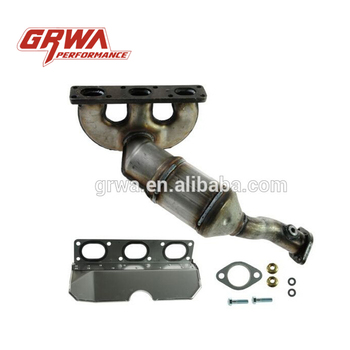 Hot Sell China Manufacture Performance Three Way Catalytic Converter for BMW 530N520