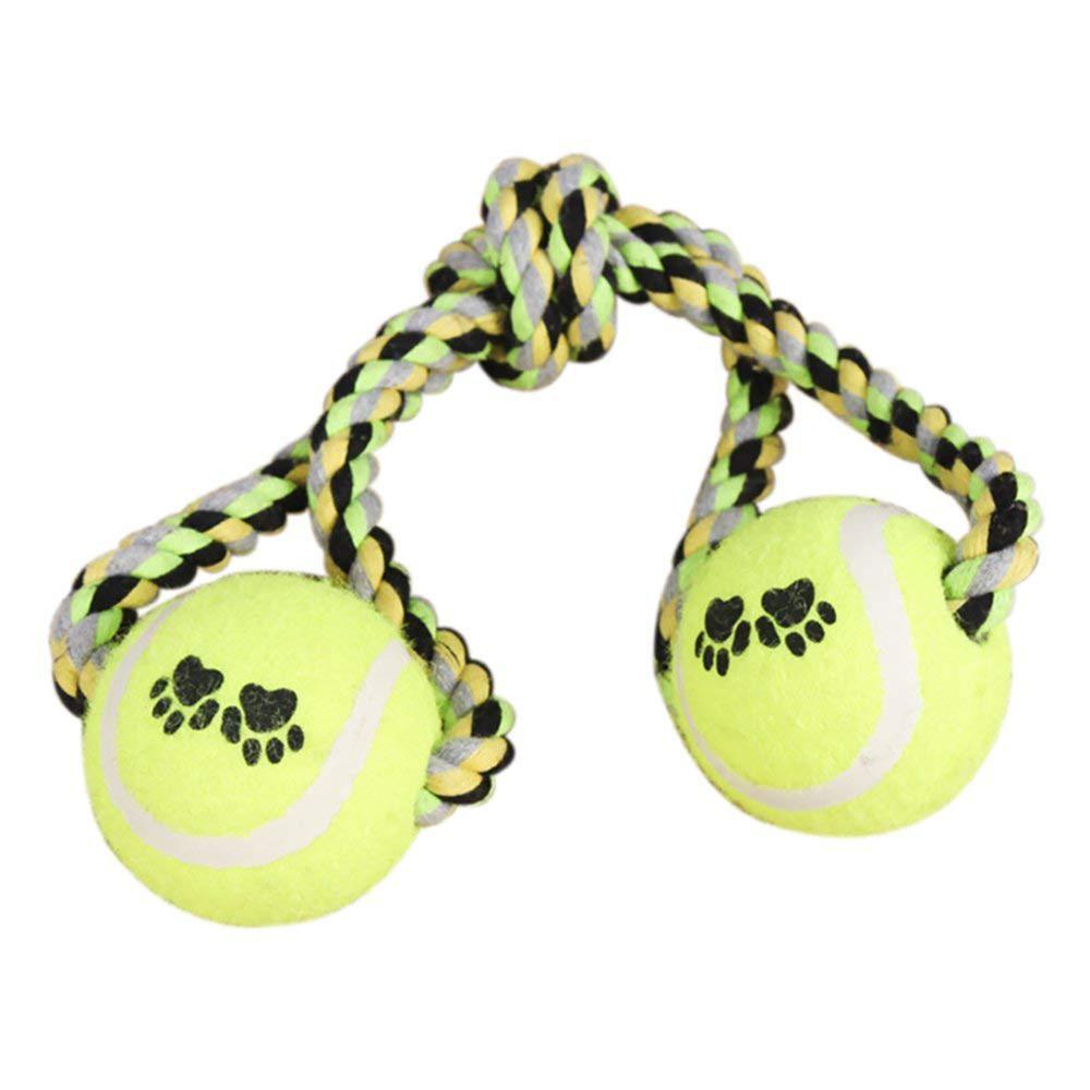 Puppy Amazon Caliente Bola Buy Pequeño Lanzador DeProduct Juguetes Al EtiquetaPelota Libre Rayas Tenis Venta Aire Perro H2YIWD9E