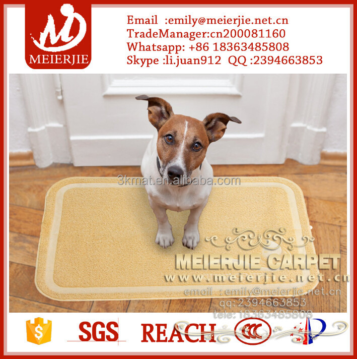 Best Extra Large Scatter Control Kitty Litter Mats for Tracking litters Out of Cat litter Box - Soft to Paws