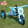 2016 new design child wooden mini bike,convertible kid wooden mini bike W16A022