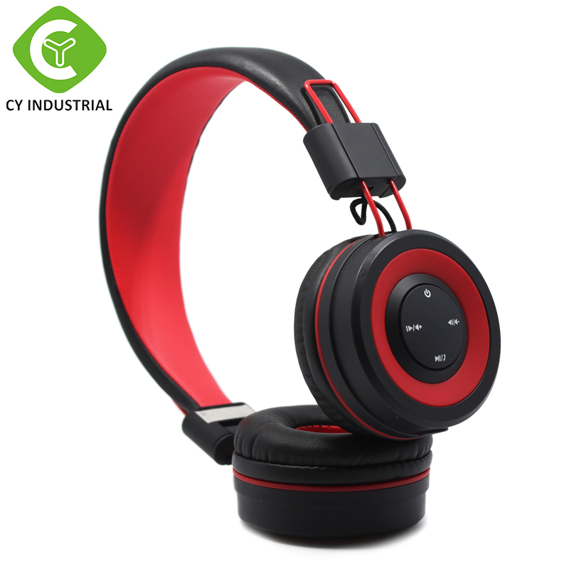 Best selling noise cancelling gaming stereo music wireless headphones earphones