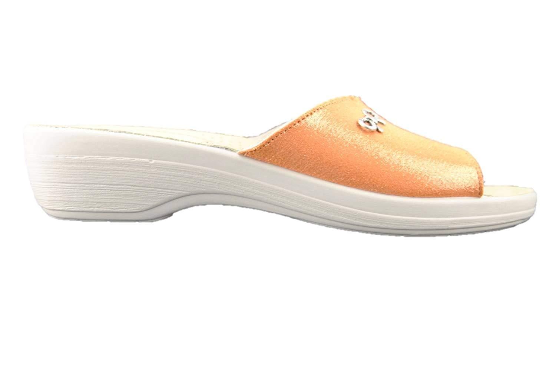cc261b4a87fe Get Quotations · Fly Flot T5B20 Slippers flip-Flops Skin Woman Wellness  Comfort