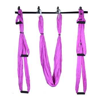 Wholesale Custom Anti Gravity Yoga Hammock Stand With Strech Strap