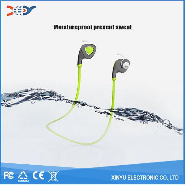 Sport Hot Selling bluetooth headset waterproof ipx8 from China factory