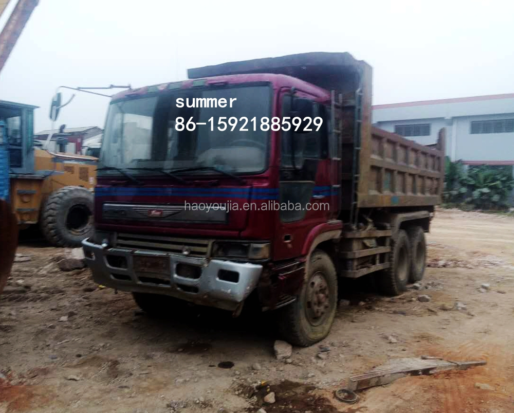 hino dump tipper truck in china
