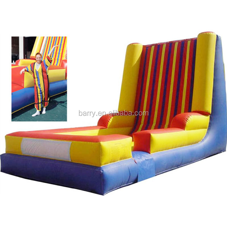 Barry inflatable wall for sale/inflatable sticky wall suits for adults and kids