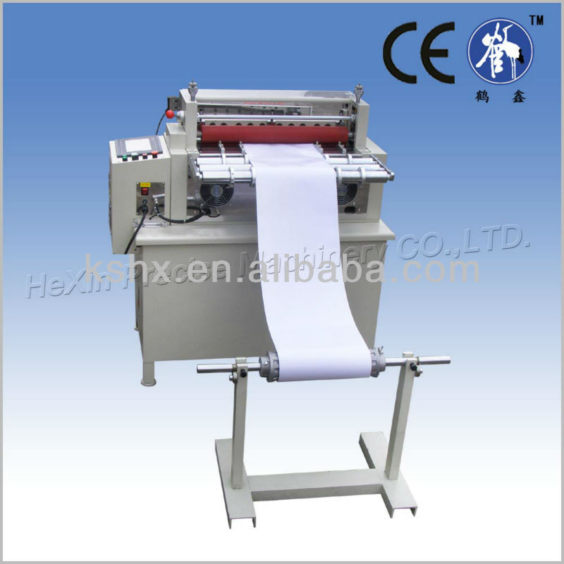 Hexin automatic Reflecting film cutting machine