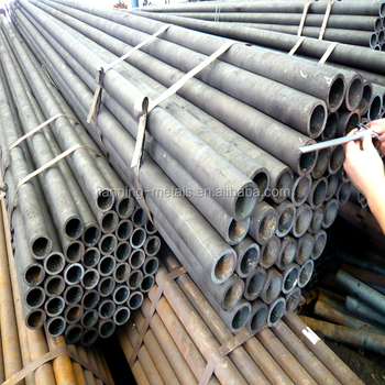 St52 cold drawn seamless steel pipe from China