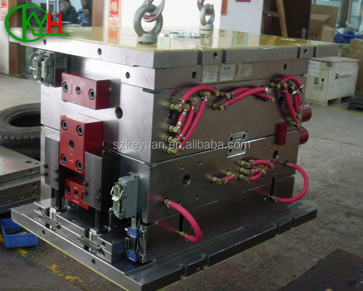 Professional Manufacturer High Precision Injection Plastic Auto Parts Mould