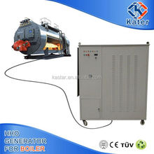 electrolyze pure water 3000 hydrogen gas generator for boiler