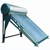 China Made compact gas oven Factory Compact Colored Steel Non-pressure solar water heater