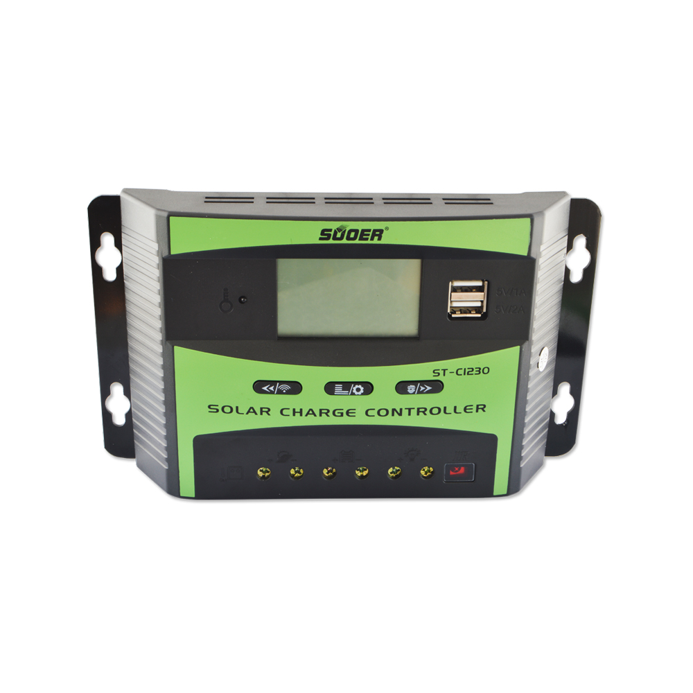 Laderegler Steca Pr 3030 Solarcontroller 12/24v 30a Heimwerker