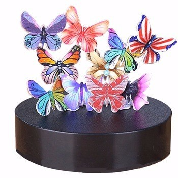 business Stress Relief gift magnetic sculpture desk toy for Intelligence Development Art Office Home Decoration display
