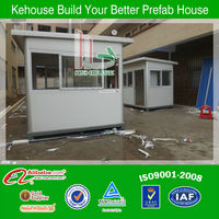 Steel Structure Sandwich Panels Shelter House