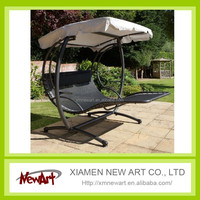 Outdoor rattan free time hanging chair holiday antique patio lreadding time rattan furniture chair