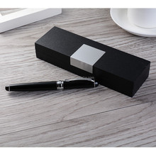 High Quality metal magnetic ink pen gift set for office and school supply
