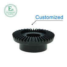 Professional production good quality plastic pinion helical gear