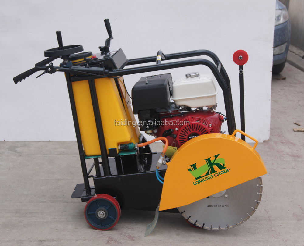 Road cutter Q450 Heavy duty concrete cutter