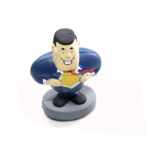 Manufacturer Cartoon PU Foam Stress Promotional Stress Ball