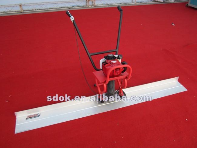 Concrete Vibratory Screed ruler / Vibratory ruler
