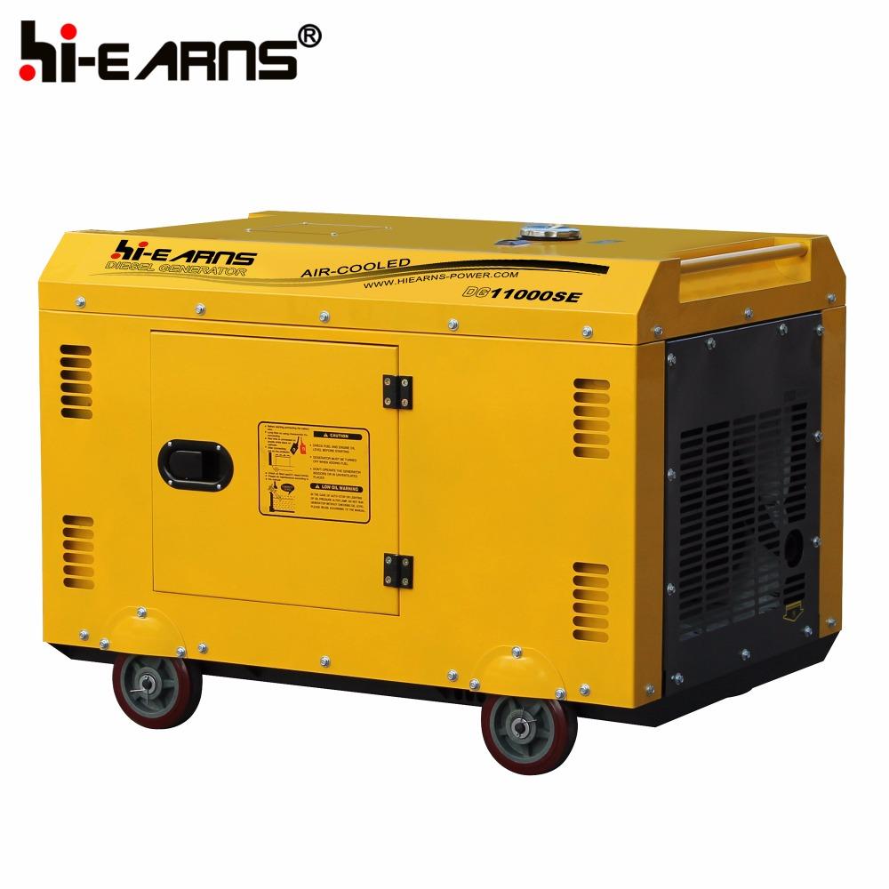 silent generator power for home generator 10 kva