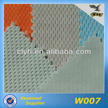 100%polyester latest basketball jersey mesh fabric for nba knit jersey