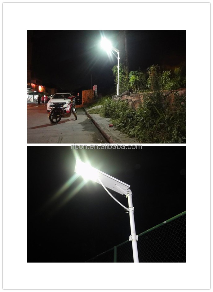 All In One Solar Led Path Light 30watt Made In China ...