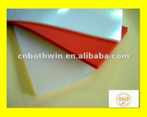 Silicone Rubber Sheet for hot stamping