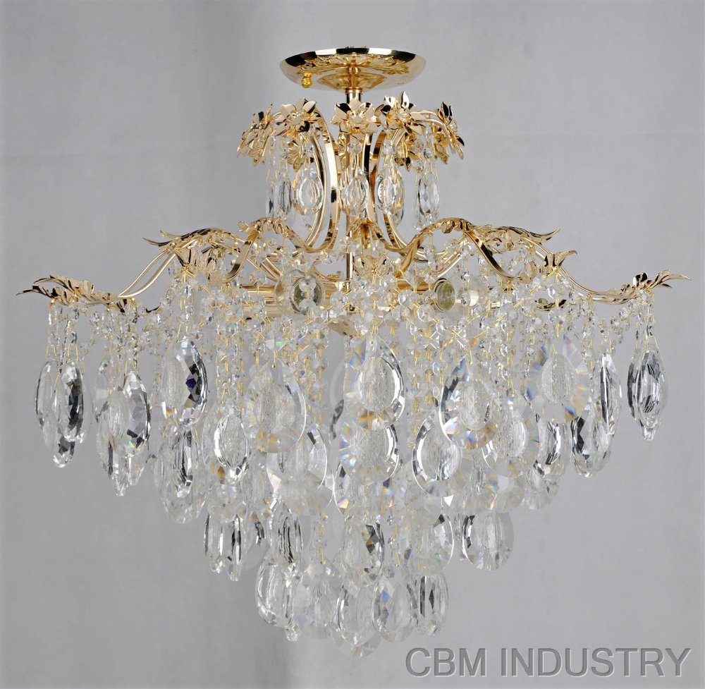 Chandelier for low ceiling campernel designs - Ceiling lights and chandeliers ...