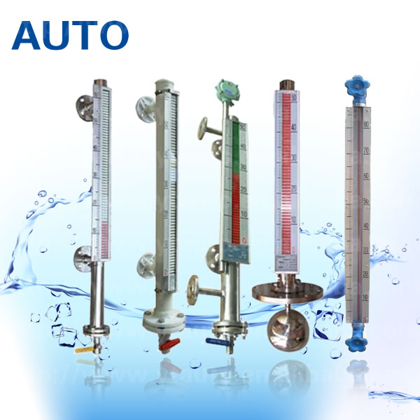Uhz Magnetic Water Level Gauge Oil Tank Level Sensor With Low ...