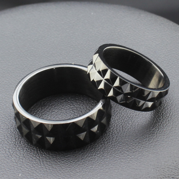 Rock Style Wedding Rings