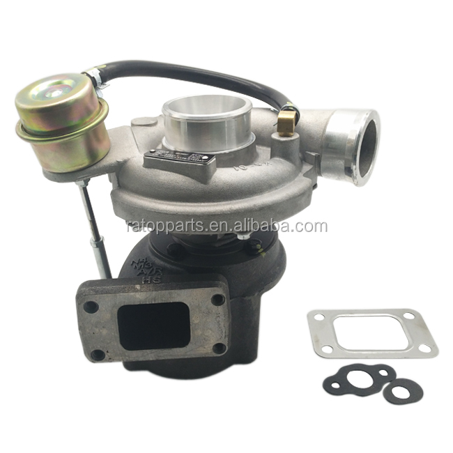 JCB GT2556S Excavator 762931-1 Turbocharger 320/06047