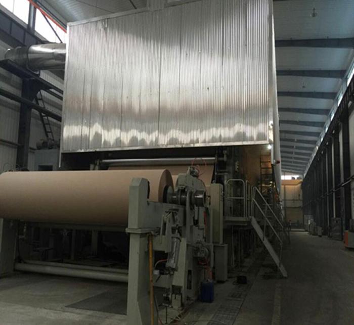 cardboard paper making machine