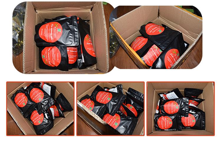 Private label detox tea fast beauty tummy detox tea flat tummy - 4uTea   4uTea.com