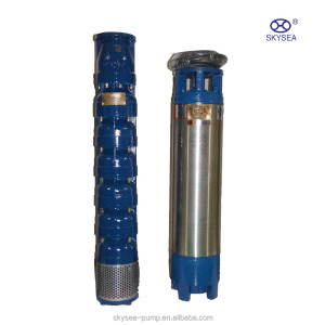 Solar Water Pump Sets 150 Meters Solar Deep Well Water Pump