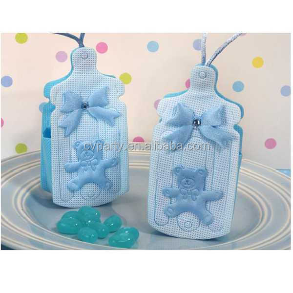 Baby Shower Packaging Brand New Baby Bottle Natural Feed Glass Baby