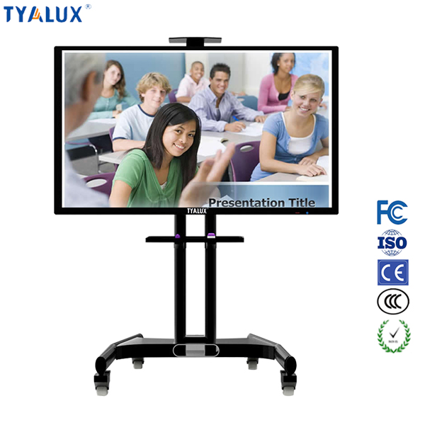 98 inch conference school educational electronic touch board