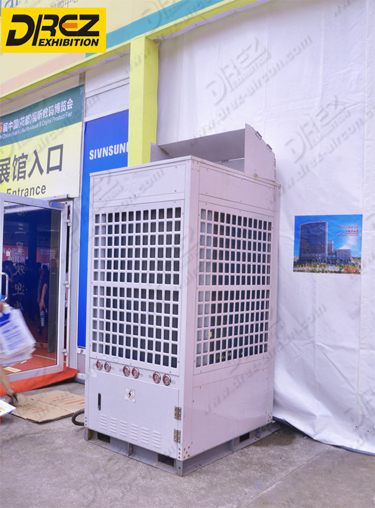 Drez 36hp/30ton Corporate Events air conditioning unit Packaged Unit with CE Certificate