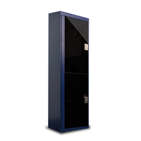 YS Locker Good Quality 4 9 Doors Cabinets Metal Lock Vertical Employee Clothes Storage Cabinets