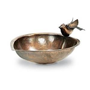 ACHLA Heart Shaped Birdbath with Stand ,#by_1483Wayfair >efns62391372832760