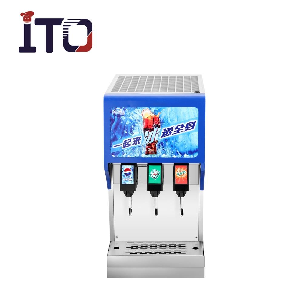 IKLJ-3-BB Coke dispenser automaat met 4 kleppen
