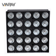 25 head *75W halogen matrix stage lighting DMX Stage Blinder Matrix Beam LED Led Tv Matrix