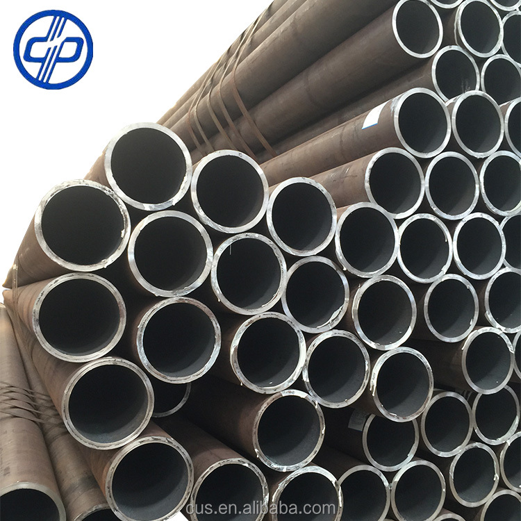 Large diameter carbon seamless st37 steel pipe scrap of mechanical properties