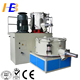 Plastic powders & hot liquid resin mixing system