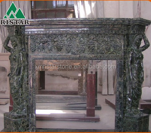 Black Marble Fireplace Surround Wholesale Marble Fireplace
