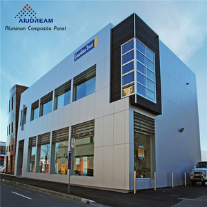 Shanghai Aludream Aluminium composite panels ACP Bond