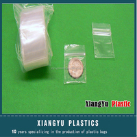Wholesale Hot Sale Plastic Mini Ziplock Bags