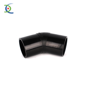 high quality PE pipe with 45 degree cutting from Jinyang